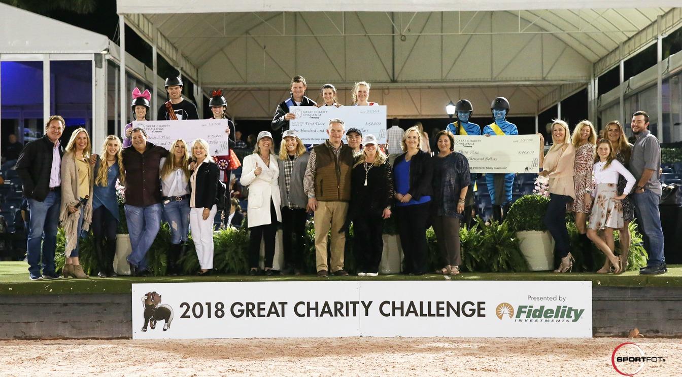 2018 GCC winners