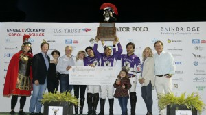 Team Spiculus Captures $250,000 Gladiator Polo Title 17-10