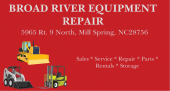 Broad River Equipment Repair