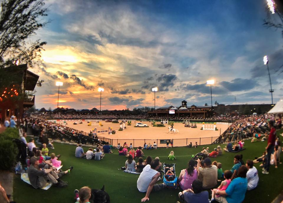 Tryon International Equestrian Center Tours