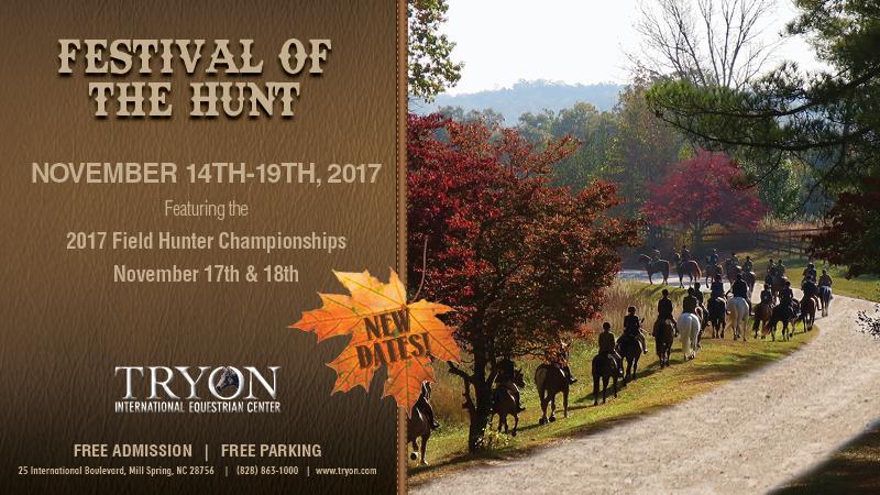 Carolinas Hunt Festival 2017_Webslider