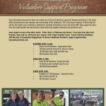 Volunteer Support Program