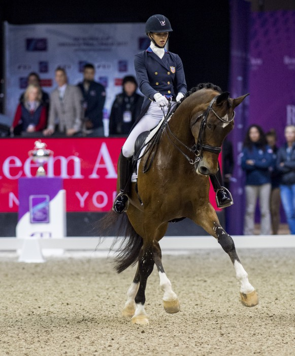 The FEI World Cup™Dressage Final ll, Grand Prix Freestyle,