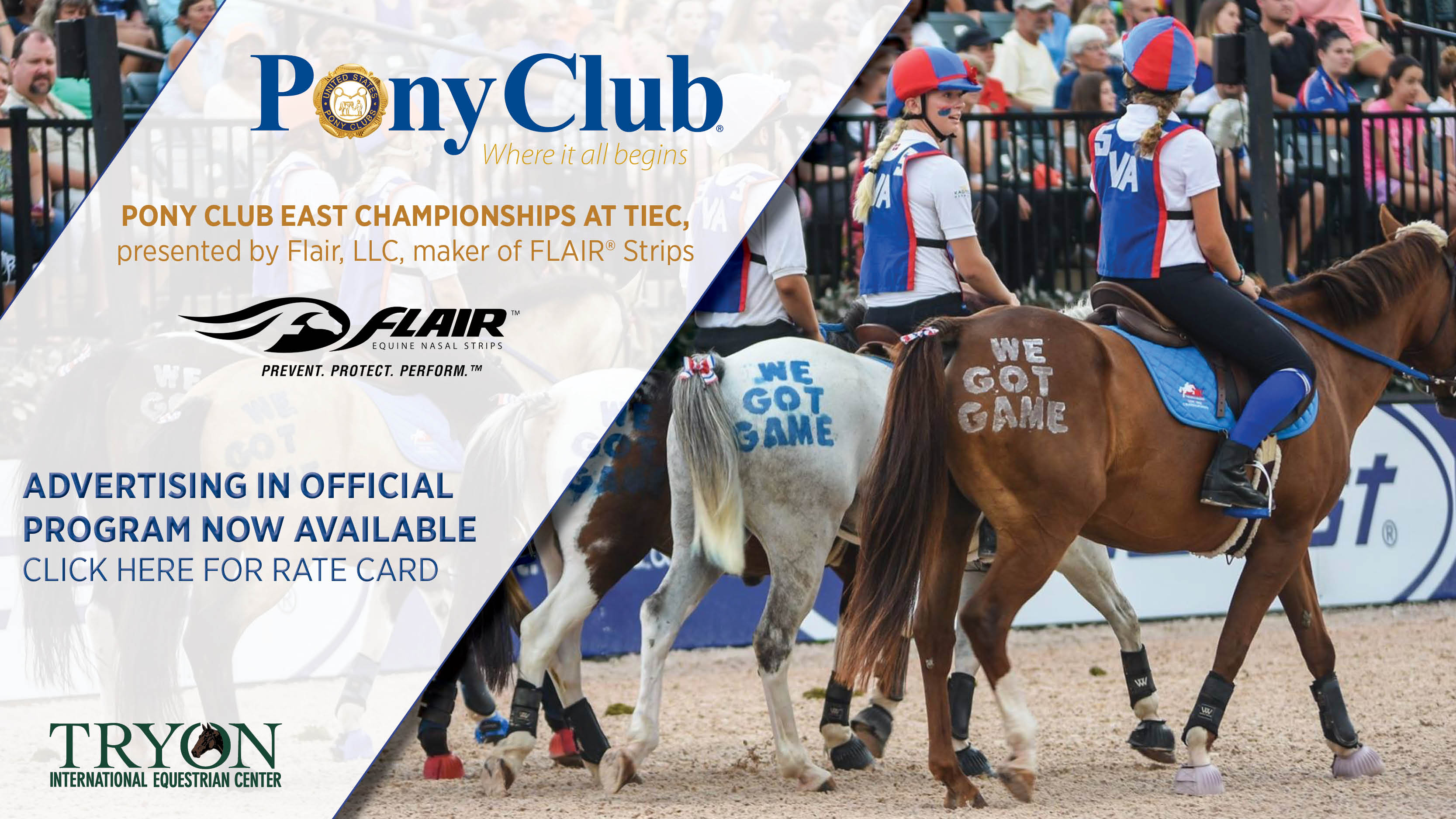 Showcase Your Business in the USPC Championships East Program - Click HERE for More Information!