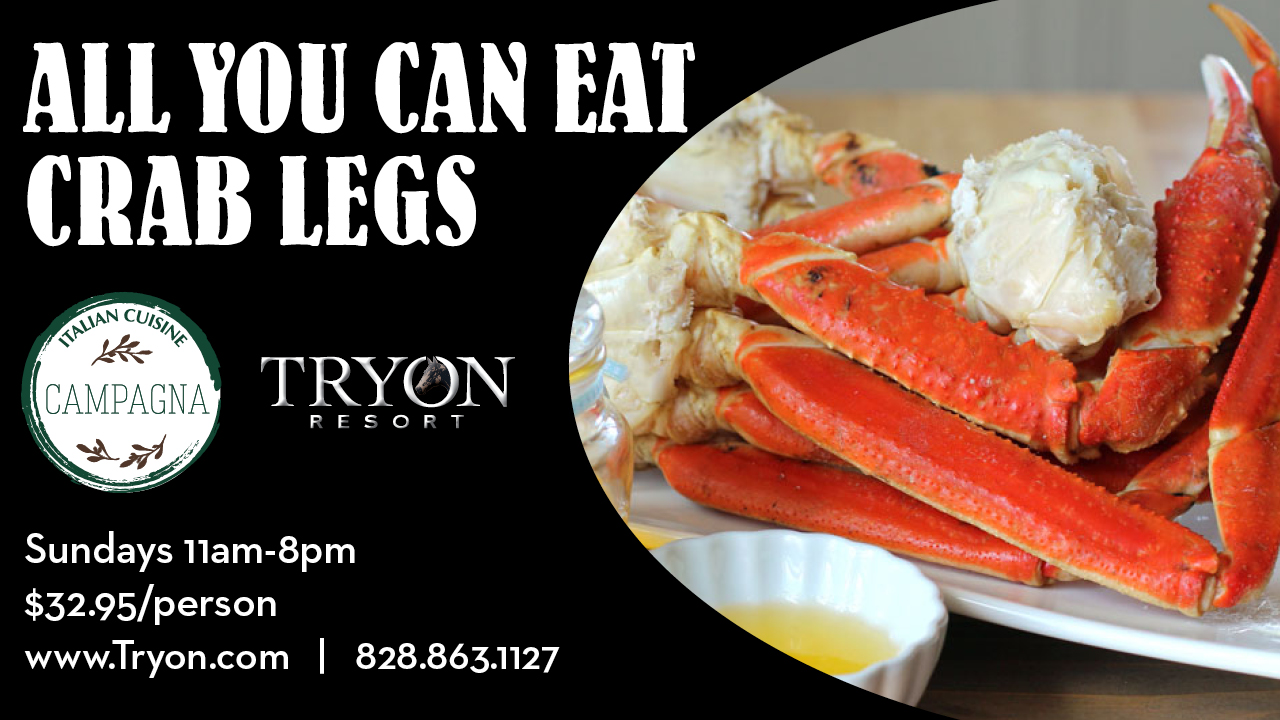 Upcoming Events All You Can Eat Crab Legs Tryon Horse Shows