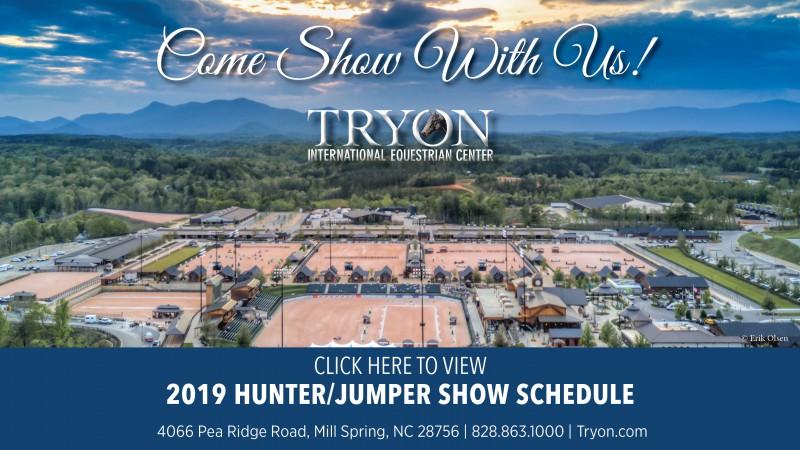 Tryon Spring 2019 Web Slider