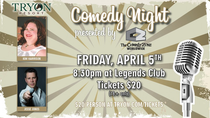 Spring Comedy Night Webslider