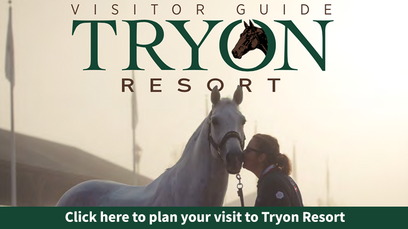 Click here to view the 2019 Spring/Summer Tryon Resort Visitor Guide