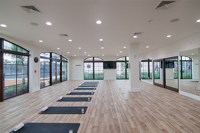 Fitness Studio - Yoga