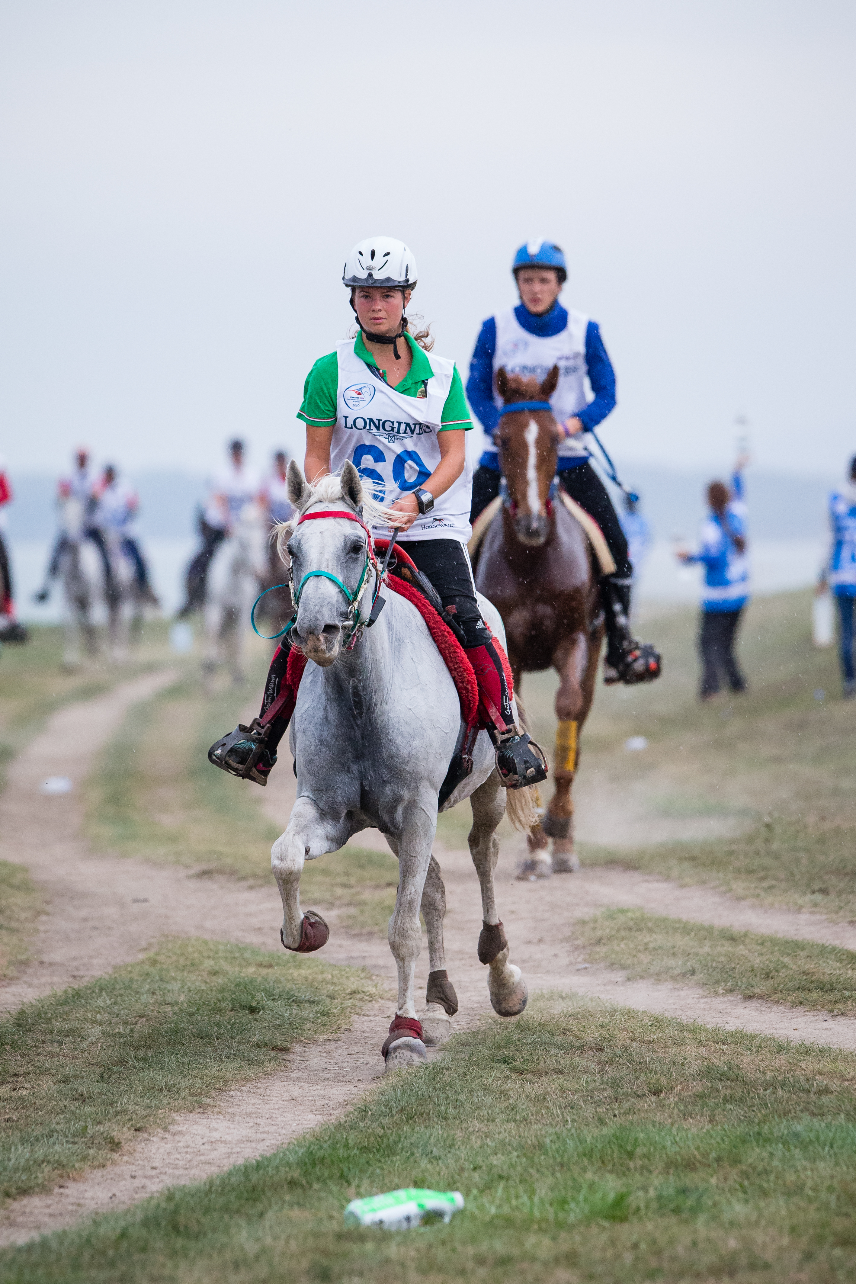 Photographie Eric KNOLL. Championnat du monde 2016 d'endurance. Samorin (Slovaquie)