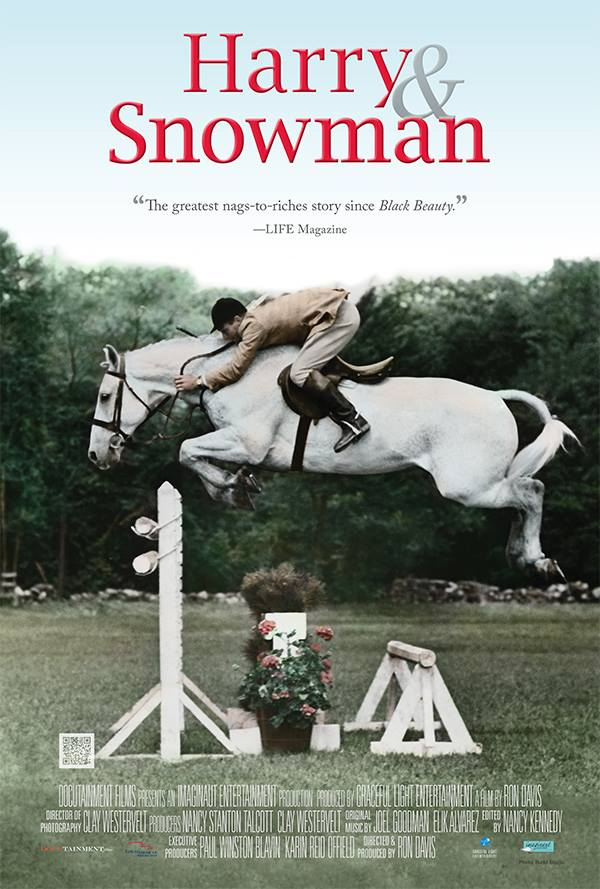 FILM - HARRY AND SNOWMAN
