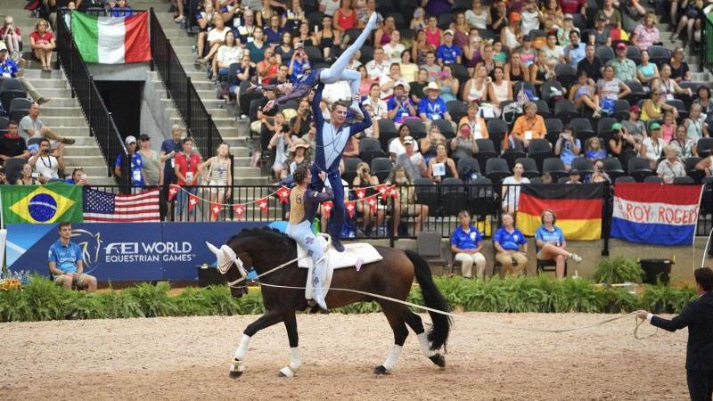 Team Germany Defends Gold Medal in Christie s International Real Estate  Vaulting Competition (Posted  Sep 23 a4eb1930cb5d8